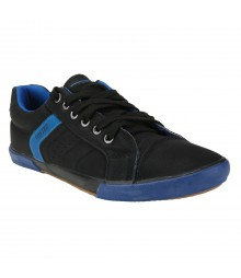 Vostro RN12 Black Royal Blue Men Casual Shoes - VCS0291-40